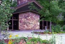 Catch the orientation film at Sugarlands Visitor Center