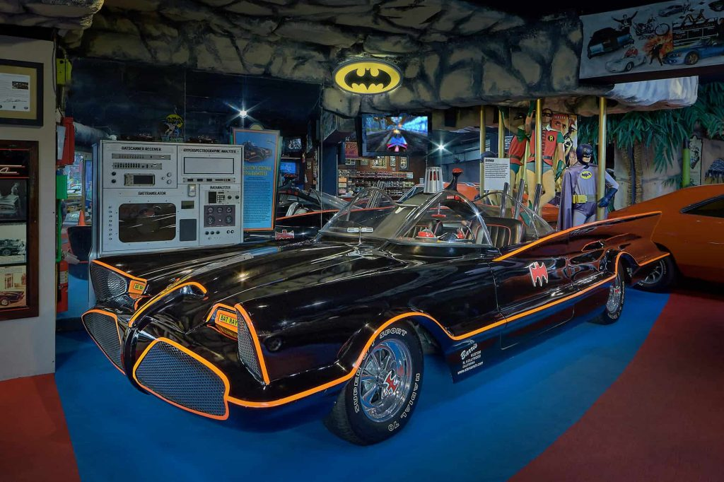 Visit the Hollywood Star Cars Museum