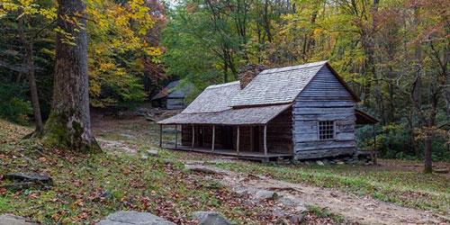 Visit the Ogle Cabin