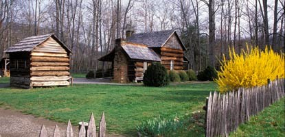 Mountain Farm Museum and Mingus Mill