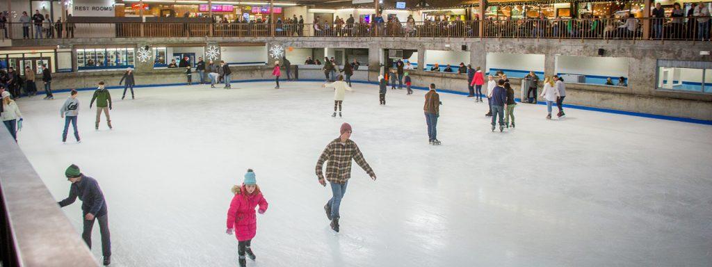 Go Ice Skating at Ober Gatlinburg